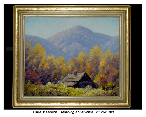 Dale Bessire - Morning at LeConte