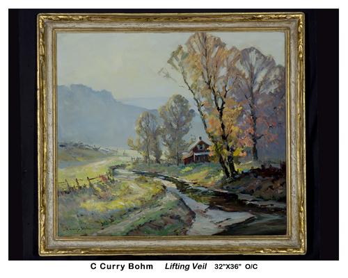 C. Curry Bohm - Lifting Veil